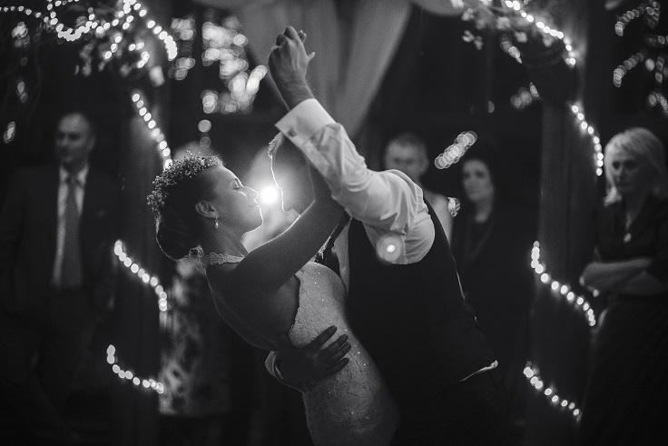 Taniec weselny
